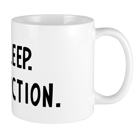 Eat, Sleep, Science Fiction Mug