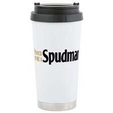 Proud to be a Spudman Travel Mug