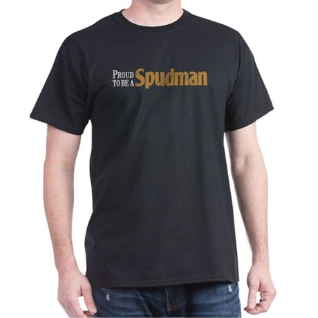 Proud to be a Spudman Dark T-Shirt