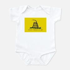 Original Gadsen Flag Infant Bodysuit