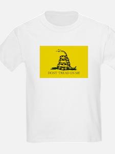 Original Gadsen Flag T-Shirt