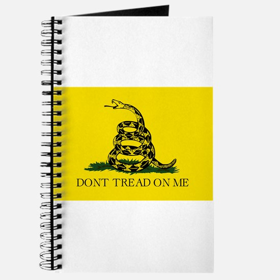 Original Gadsen Flag Journal