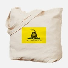 Original Gadsen Flag Tote Bag