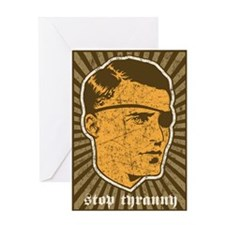 Stauffenberg Greeting Card