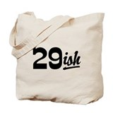 29ish Canvas Bags