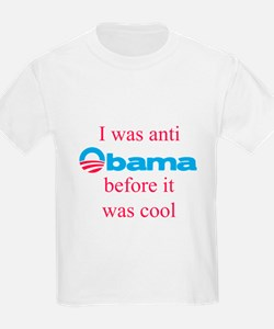 Anti Obama before it was cool T-Shirt