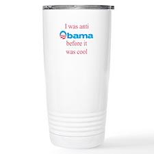 Anti Obama before it was cool Travel Mug