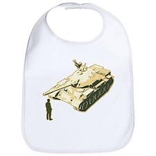 Tienanmen Tank Man Bib