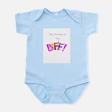 Cute Mommy bff Infant Bodysuit