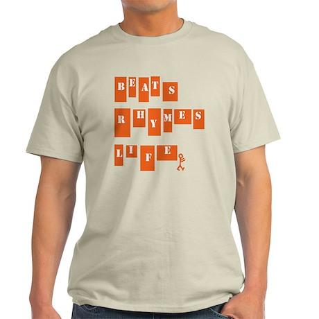 beats rhymes life Light T-Shirt