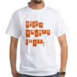 beats rhymes life White T-Shirt