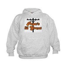 Papa's Lil Grunt 2 sided Hoodie
