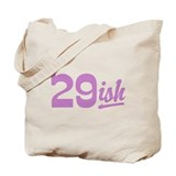 29ish Canvas Totes