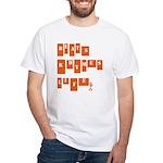 beats rhymes life White T-Shirt