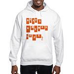 beats rhymes life Hooded Sweatshirt