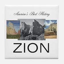 ABH Zion Tile Coaster