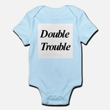 Double Trouble Infant Creeper