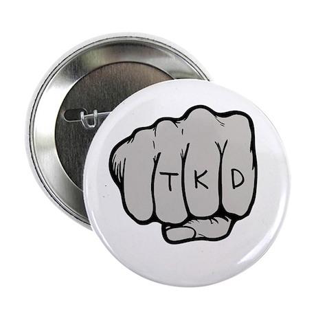 "TKD Fist 2.25"" Button (100 pack)"