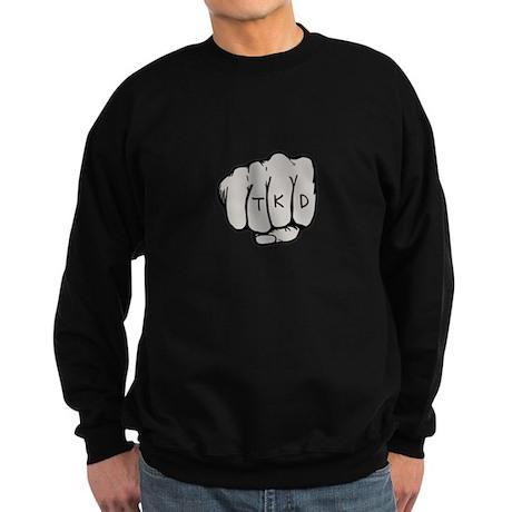 TKD Fist Sweatshirt (dark)