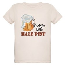 Daddy's Little Half Pint T-Shirt