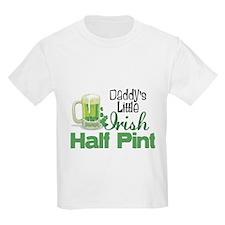 Daddy's Irish Half Pint T-Shirt
