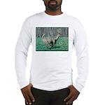 racing buck Long Sleeve T-Shirt