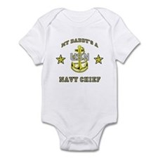 Daddy's a Chief 2 Infant Bodysuit