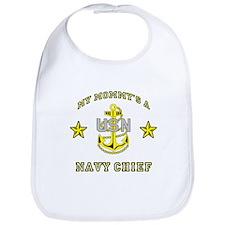 Mommy's a Chief Bib