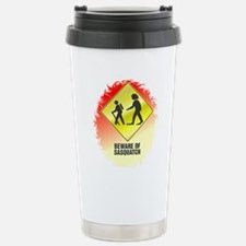 Sasquatch Stainless Steel Travel Mug