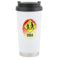 Sasquatch Travel Mug