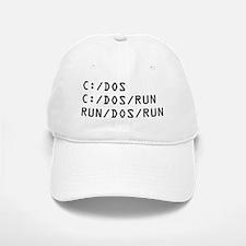 C DOS RUN Baseball Baseball Cap