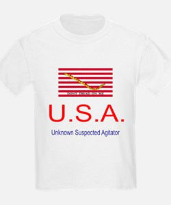 U.S.A - Unknown Suspected Agi T-Shirt