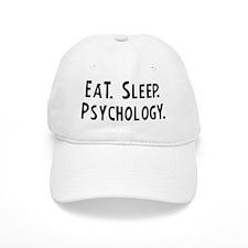 Eat, Sleep, Psychology Baseball Cap