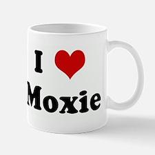 I Love Moxie Mug