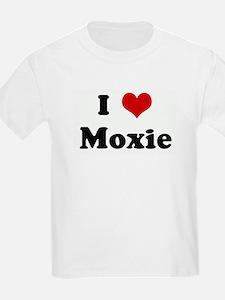 I Love Moxie T-Shirt