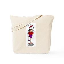 Hattitude! Tote Bag