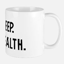 Eat, Sleep, Public Health Mug