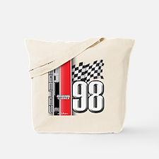 Mustang 1998 Tote Bag