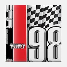 Mustang 1998 Tile Coaster
