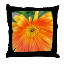 Lady Luck Bug - Throw Pillow