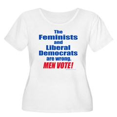 MEN VOTE T-Shirt