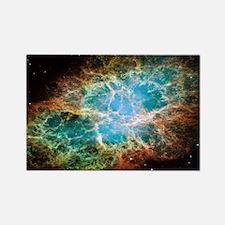 Crab Nebula 2005 Rectangle Magnet