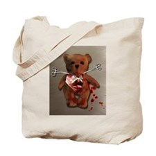 Autopsy of T. Bear Tote Bag