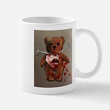 Autopsy of T. Bear Mug