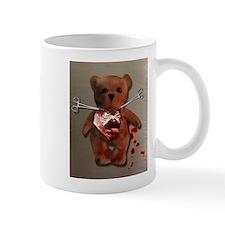 Autopsy of T. Bear Small Mug
