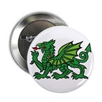 Green Dragon Button