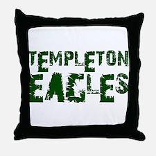 TEMPLETON EAGLES (2) Throw Pillow