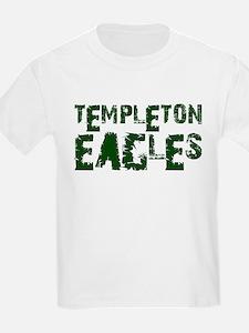 TEMPLETON EAGLES (2) T-Shirt