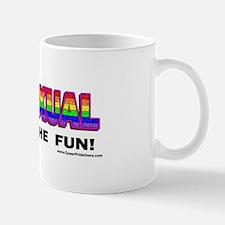 Cute Bisexual Mug