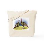 Rio Grande Wild Turkeys Tote Bag